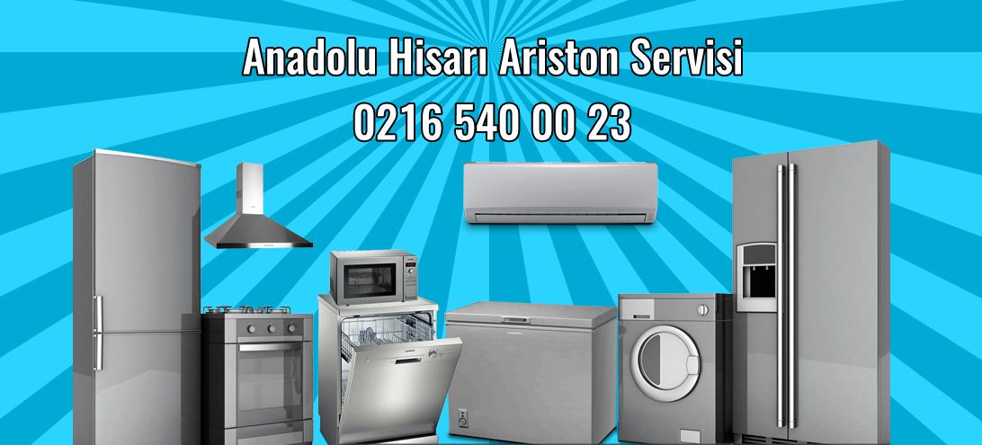 Anadolu Hisarı Ariston Servisi