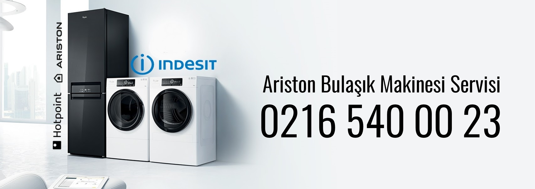 Ariston Bulaşık Makinesi Servisi